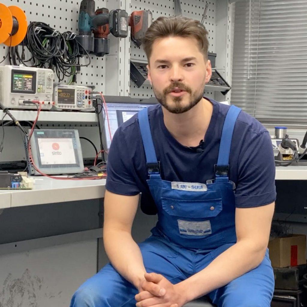 Featured Image: Ausbildung Betriebselektroniker OHM&HÄNER Olpe