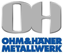 Logo OHM&HÄNER Metallwerke Olpe